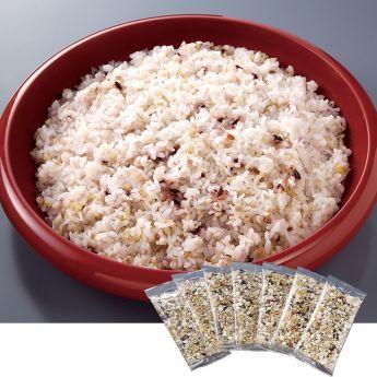 十八穀ご飯の素