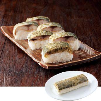 おぼろさば寿司