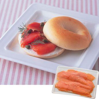 紅鮭スモークスライス
