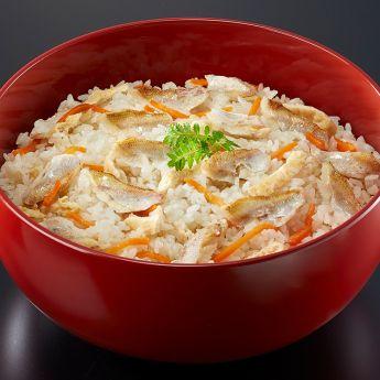 のどくろの炊き込みご飯の素