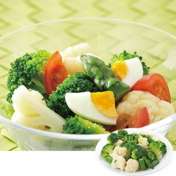 オーガニック洋風野菜ミックス