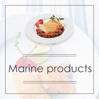 Marine Products ⇒ ⇒ ⇒