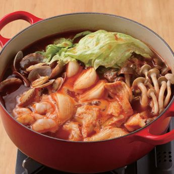 洋風トマト鍋スープ